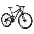 Bicicleta Niner JET 9 PRO (BLACK/ORANGE)