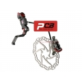 Ashima PCB 160mm Pair Hydraulic disc brakes