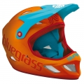 Casco Integral Bluegrass Explicit Naranja 2012