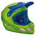 Casco Integral Bluegrass Explicit Verde 2012