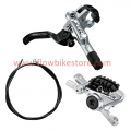 Shimano XTR M985-M988 Hydraulic disc brake Pair