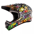 Casco Integral Descenso Oneal Backflip Fidlock DH Evo Mayhem Crank