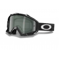 Máscara MX Oakley Proven Jet Black/ Dark Grey
