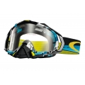 Oakley Goggles Mayhem PRO Legacy Blue / Clear