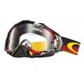 Oakley Goggles Mayhem PRO Legacy Red / Clear
