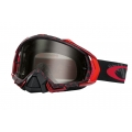 Máscara Oakley Mayhem PRO Reaper Blood Red