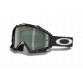 Máscara MX Oakley Proven Jet Black
