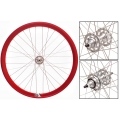 "Fixie Front Wheel 700"" Origin 8 With profile Red Anonized"