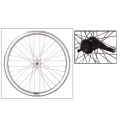 "Fixie Rear Wheel 700"" Origin 8 With Coaster Brake Hub Chrome"