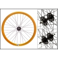 "Fixie Rear Wheel 700"" Profile Gold Origin 8"