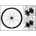 "Fixie Rear Wheel 700"" Profile Black Origin 8 Brake Band CNC (32 spokes)"
