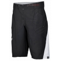 Pantalon All Mountain Haibike Shorts Hombre Negro