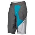 Pantalon All Mountain Haibike Shorts Mujer Gris