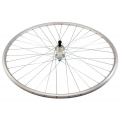 "Rear Wheel 700"" (28-47mm) hybrid Mach1 110 Aluminum 7v quick release Silver"
