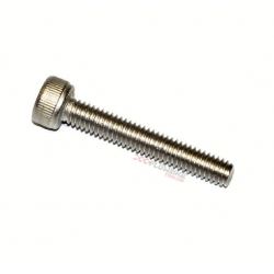 Tornillo regulador Cambio M4x25mm (Acero inoxidable)