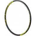 "Reverse 928 Rim 26"" Black/Yellow"