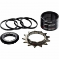 Kit Single Speed Reverse CR-MO 13 dientes Cassette Standard Negro