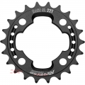 Reverse ChainRing Race SL 22 teeth Black
