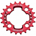 Reverse ChainRing Race SL 22 teeth Red