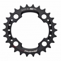 Reverse ChainRing Race SL 26 Black teeth 2x10v