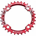 Reverse ChainRing Race SL 32 teeth 2x10v Red