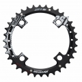 Reverse ChainRing Race SL 36 teeth 2x10v Black