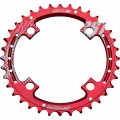 Reverse ChainRing Race SL 36 teeth 2x10v Red