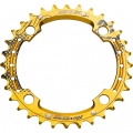 ChainRing Reverse Race SL 36 teeth for single-pan Gold
