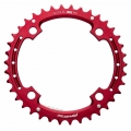 Reverse ChainRing Race SL 38 teeth 2x10v Red
