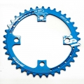 ChainRing Reverse Race SL 38 teeth for single chainring Blue