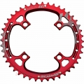 Reverse ChainRing Race SL 44 teeth Red