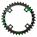 ChainRing Reverse Style 38teeth for single chainring Black/Green