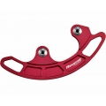 Replacement Bashguard Reverse Chain Guides X1 Red Aluminum