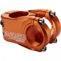 Reverse Base Stem 31.8  40mm 0º Orange