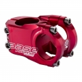 Reverse Base Stem 31.8  40mm 0º Red