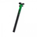 Seatpost Reverse Style Lite 31.6 400mm Black/Green