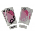 Adhesives Stickers Kit RockShox Sid Team Pink