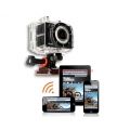 Cámara Rollei ActionCam 5S 1080p Wifi Outdoor Negro Kit