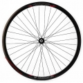 "Fixie Wheel 700"" Weinmann Front Manuka Black"