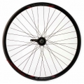 "Fixie Wheel 700"" Rear coaster brake Weinmann Manuka Black"