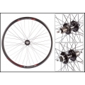 "Fixie Wheel 700 ""Black Rear Weinmann Manuka CNC 8-9V Sop.Disco"