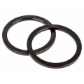 Kit Spacers Bottom Bracket BB30 Negro