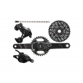 Group Full Sram X01 Trigger Black (BB30 / GXP)