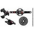Group Full Sram X01 Trigger Red (BB30 / GXP)