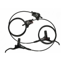 Couple Shimano M396 hydraulic Disc Brakes 2015