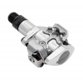 Shimano M505 SPD Silvered Pedal