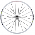Front Wheel Shimano MT15 White 26""