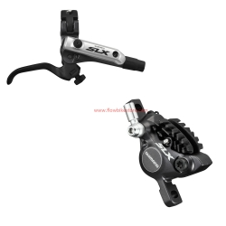 Shimano SLX M675 Hydraulic disc brake 2013 Metal