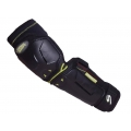 Coderas/Antebrazo Speed Stuff Trailattack 2.0 Negra / Verde Lima