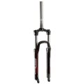 "Fork Suspensión SR Suntour XCT 80mm Black V-brake 26"" 1.1/8"" Threaded"